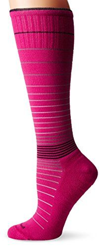 4ed910cd35 Amazon.com: Sockwell Women's Circulator Graduated Compression Socks-Ideal  for-Travel-Sports-Nurses-Reduces Swelling: Sports & Outdoors