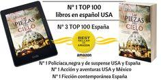 LAS PIEZAS DEL CIELO #BestSeller nº1 #español @amazon http://delmianyo.com http://rxe.me/RJ3V3UC