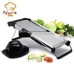 2017 Promotional Price! Adjustable Mandoline Slicer Peelers Opener Practical Onion Fruit Vegetable Cutter Kitchen Cooking Tools