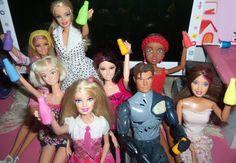 Stars Of Barbie: Reunião Social