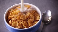 cereals are the best part of my meal