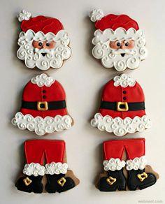 #christmas #cookies #christmascookies #holiday #holidayfood #santa #santacookies #holidaycheer #cheer #hungry #yummy