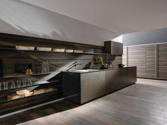 BEST BRANDS: sustainable kitchens   Riciclantica, Gabriele Centazzo, 2014    #designbest @valcucine  