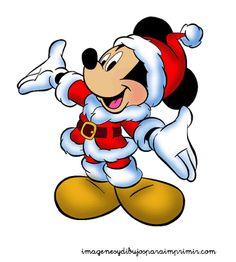 Картинки по запросу картинки новый год Микки Маус