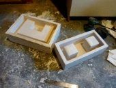 Ceramic PreMade Stove Cores (wood burning stoves forum at permies)