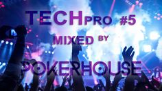 Techpro #5 tech house mix on Pioneer XDJ RX by Pokerhouse
