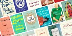 16 Novels By Women Everyone Will Be Talking About in 2016 - ELLE.com