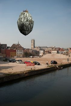 Castle of Vooruit.