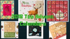 2018 Tea Advent Calendars - Tea Time, Me Time Tea Advent Calendar, Advent Calendars, Types Of Tea, Christmas Countdown, Me Time, Growing Up, Tea Types