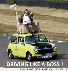 like a boss !