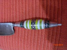 CUCHILLOS CANARIOS (canary knives): cuchillo nº20