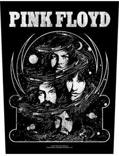 "49scream: ""2017 Pink Floyd back patch. """