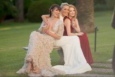 amfAR's Cinema Against AIDS XX Benefit 2013_Milla Jovovich, Sharon Stone, and Jessica Chastain