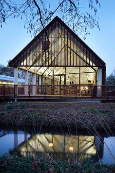 Mottisfont Visitor Centre