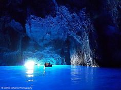 Kastellorizo, Greece | Blue Cave-Kastellorizo-Greece | EUROPA