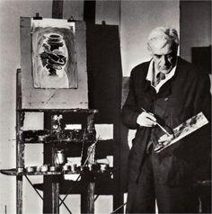 Georges Braque - Brassai