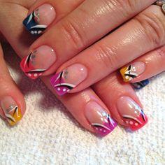My June nails
