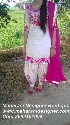 #CasualSuitSalwarOnline Price : 3000/- Maharani Designer Boutique www.maharanidesigner.com Cont.8699101094