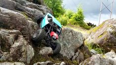 Testing New Tundra Truggy plus old Tundra Remote, Monster Trucks