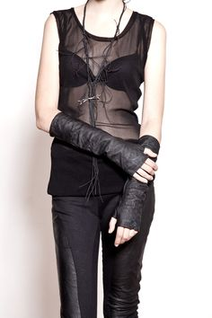 Image result for post apocalyptic fingerless gloves