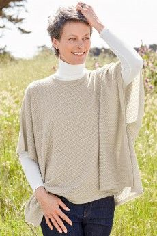 bee68312d09 Poncho femme laine et cachemire made in France Poncho Femme Laine