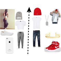 Austin Mahone and Becky G are Finally Dating by lovelyitzy-650 on Polyvore featuring Balmain, Topshop, K1X, Hollister Co., Converse, Banana Republic, Sole Society, New Balance, NLY Accessories and Inspired