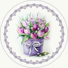 VK is the largest European social network with more than 100 million active users. Happy Birthday Wallpaper, Beautiful Flowers Wallpapers, Decoupage Vintage, Beautiful Handmade Cards, Mural Art, Flower Pictures, Watercolor Illustration, Flower Art, Images