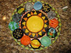 solar system cupcake ideas - Google Search