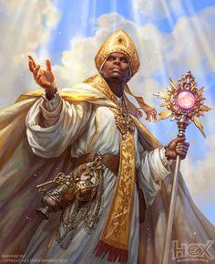 ArtStation - Bishop Elijah, Ekaterina Burmak