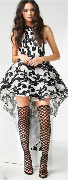 Cut Out Over The Knee Thigh High Stiletto Heels Boots Sandals