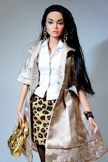 Fashion model poppy | von rockwan2012