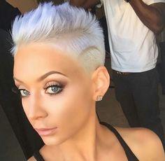 Moderne Frauen aufgepasst! Fabelhafte Pixie Frisuren! - Seite 2 von 23 - Neue Frisur