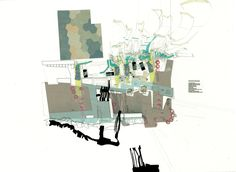 Syncopated Territories 2006        Unit 8, Bartlett School of Architecture, UCL