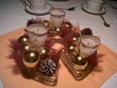 Centro de mesa año nuevo