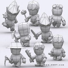 3drt-chibii-realm-characters-3d-model-low-poly-animated-rigged.jpg (700×700)