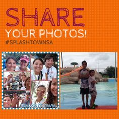 Join in on the fun by sharing your photos with us by using the Hashtag #SplashtownSA!