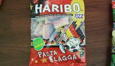 HARIBO PASTA FLAGGA