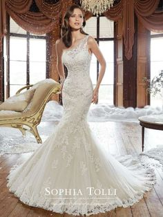 ca2194c26a 28 Best Sophia Tolli at Lisa Rose Bridal images in 2016 | Alon livne ...