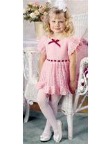 Little Girl's Shell Dress