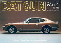 The neglected step-child of the group. 1974 260Z 22. Where are all of the 22 owners? Tag a 22 owner. #Datsun #datsun260z #datsun280z #datsun22 #4seater #datsungarage #zcar #s30