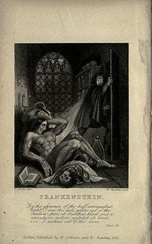 audiolibro capítulo por capítulo de Frankenstein