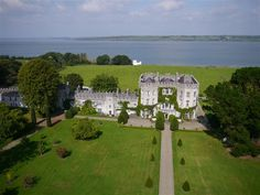 Castles In Ireland, Houses In Ireland, Dream Properties, International Real Estate, International Airport, Formal Gardens, Waterfront Homes, Medieval Castle, Country Estate