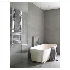 Modern bathroom - Image No: 0024791 - Photo by Bill Kingston Grey Bathrooms, Modern Bathroom, Small Bathroom, Bathroom Ideas, Bad Inspiration, Bathroom Inspiration, Downstairs Bathroom, Master Bathroom, Washroom