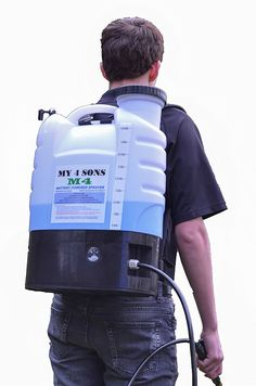 Battery Powered Backpack Sprayer Wide Mouth with Steel Wand and Brass Nozzle, Battery Included New extra comfort heavy duty straps Pvc Greenhouse, Portable Greenhouse, Greenhouse Ideas, Power Sprayer, White Clematis, Japanese Anemone, Grow Tent, Pumps