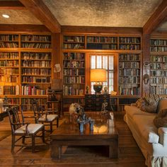 """""""Connie Wald's house on the market, the library for drinks before or after dinner, shelves filled with her late husband Jerry Wald's scripts. He produced…"""""""