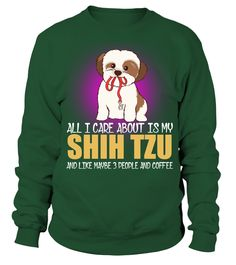 Ich interessiere mich für meinen Shih Tzu Hund