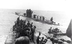 German U-boat has torpedoed & sunk British troopship Laconia, over 2500 onboard- 1793 are Italian prisoners of war.