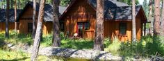 Beautiful FivePine Lodge - Cabins - Central Orgegon