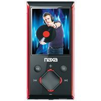 """Show details for Naxa 8gb 1.8"""" Lcd Portable Media Players Red"""