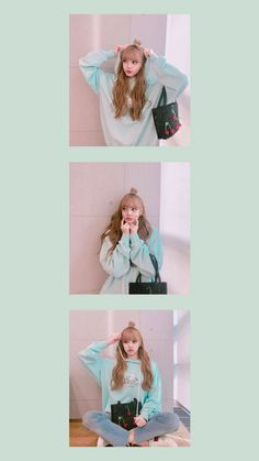Ideas For Wallpaper Kpop Edit Lisa Blackpink Wallpaper, Sea Wallpaper, Blackpink Lisa, Kpop Girl Groups, Kpop Girls, Black Pink Kpop, Lisa Angel, Blackpink Photos, Funny Photos